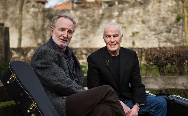 Hannes Wader, Einzelgänger im Doppelpack: Hannes Wader & Allan Taylor
