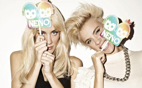Nervo & Hook N Sling, Nervo und Hook N Sling haben Featuring Reason veröffentlicht