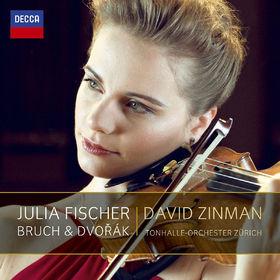 Julia Fischer, Bruch & Dvorak Violin Concertos, 00028947835448