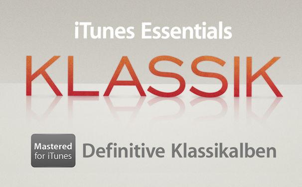 Die Essenz der Klassik bei iTunes
