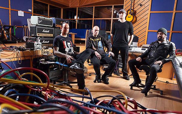 Volbeat, Volbeat veröffentlichen neues Album mit neuem Gitarrist Rob Caggiano