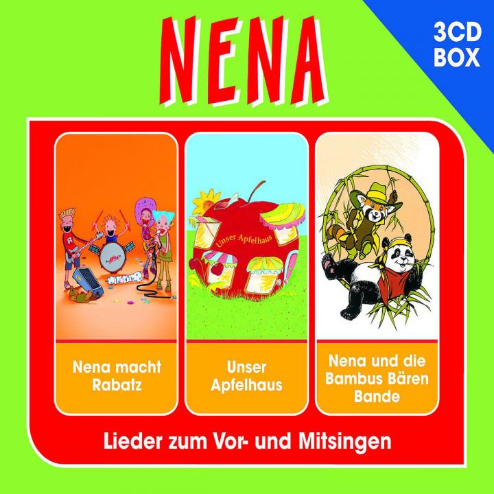Nena 3-CD Liederbox Vol. 1: Nena
