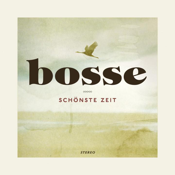 Bosse - Schönste Zeit (Cover)