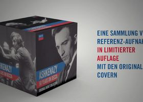 Vladimir Ashkenazy, Decca - Ashkenazy 50 Jahre
