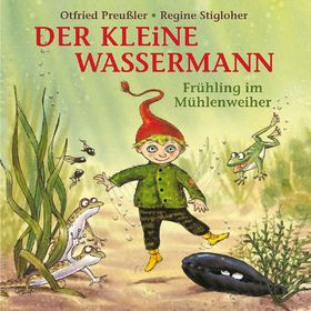 Otfried Preußler, Der kleine Wassermann - Frühling im Mühlenweiher, 00602537295302