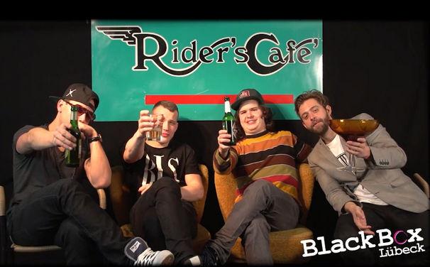 Lukas Graham, Video zur Tour: Lukas Graham im Rider's Club in Lübeck