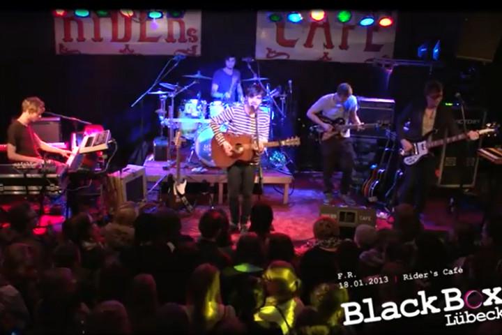 Elias live Rider's Club Lübeck