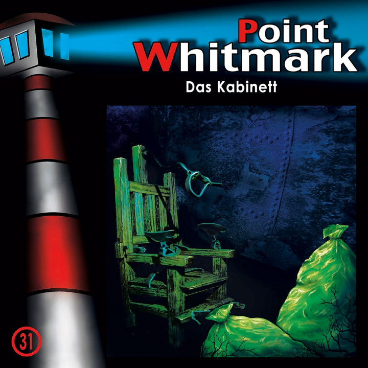 Point Whitmark - 31: Das Kabinett