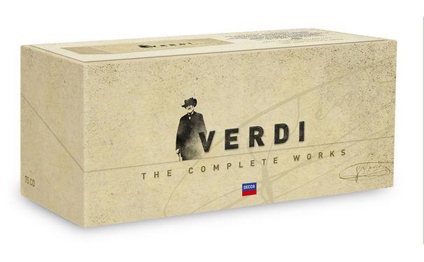 Giuseppe Verdi, Tanti auguri, Maestro Verdi!