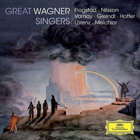Birgit Nilsson, Great Wagner Voices, 00028947912415