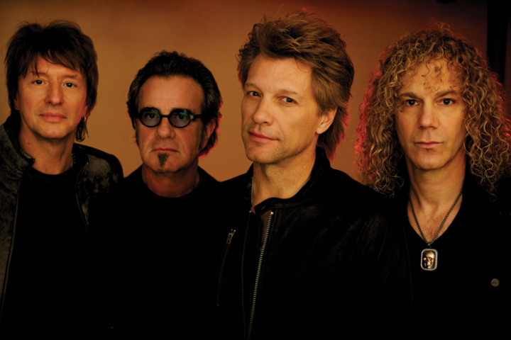 Bon Jovi, What About Now, 2013