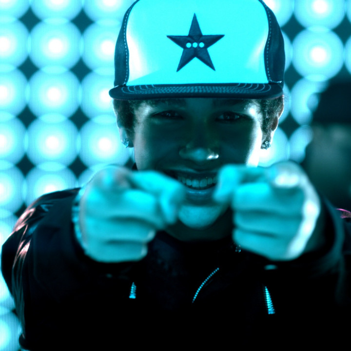 "Austin Mahone Video Still ""Say You're Just A Friend Of Mine"" 4"