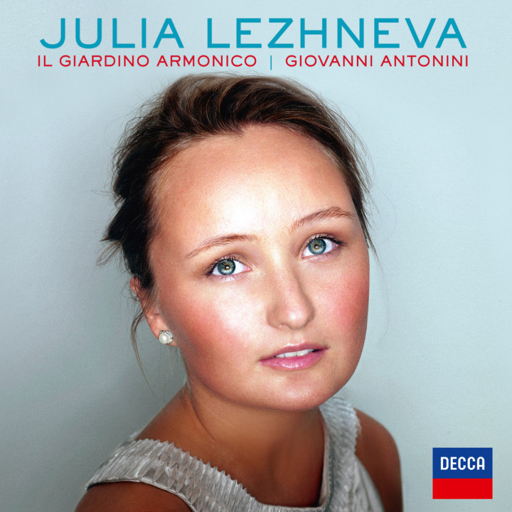 Julia Lezhneva Alleluia CD Cover