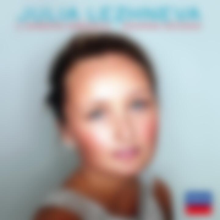 Julia Lezhneva Alleluia CD Cover