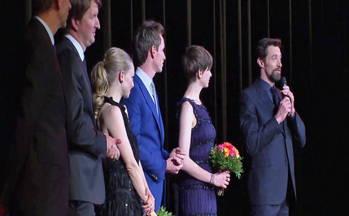 Les Misérables Premiere Berlinale