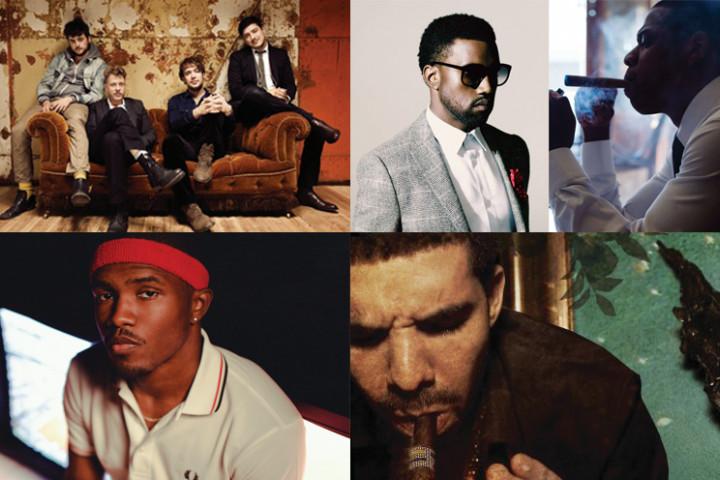 Grammy Gewinner 2013