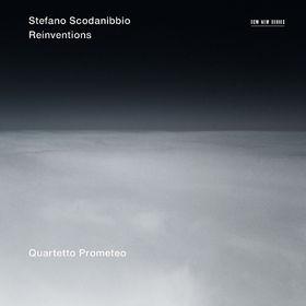 Quartetto Prometeo, Stefano Scodanibbio: Reinventions, 00028947648505