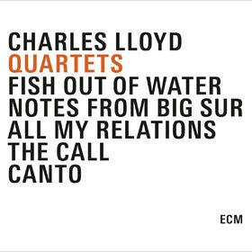 Charles Lloyd, Quartets, 00602537295128