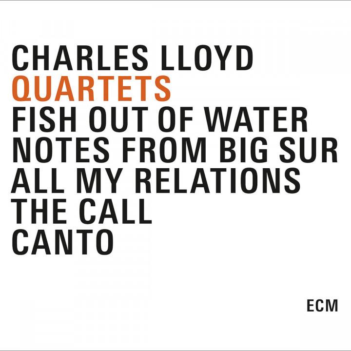Quartets: Lloyd,Charles