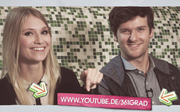 Glasperlenspiel, Glasperlenspiel engagiert sich für 361 Grad Respekt Jugendwettbewerb Laut gegen Nazis