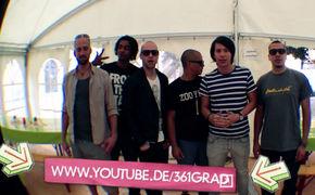 Culcha Candela, Culcha Candela engagiert sich für 361 Grad Respekt Jugendwettbewerb Laut gegen Nazis