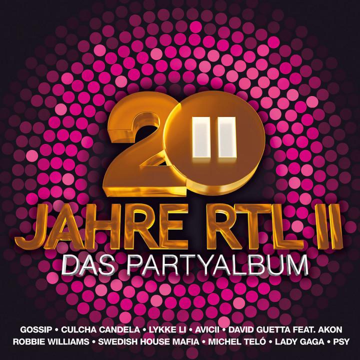20 Jahre RTL II - Das Partyalbum
