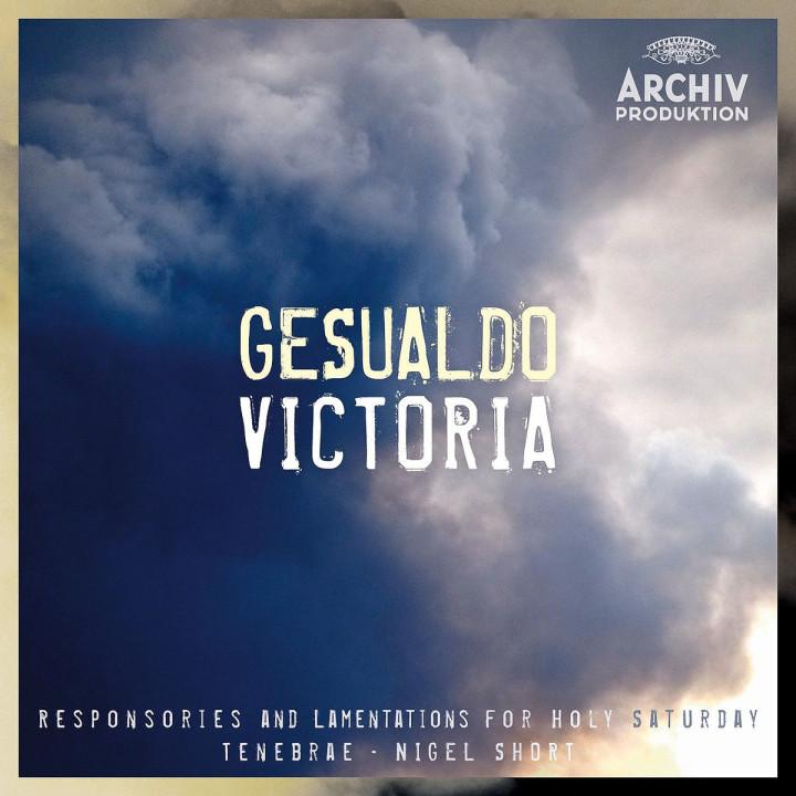 Gesualdo, Victoria: Tenebrae Choir/Short,Nigel