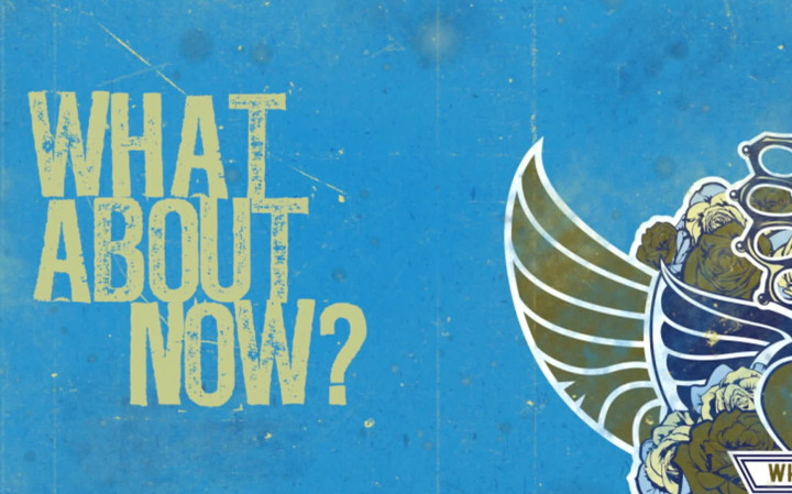 """What About Now"" Lyric Video"