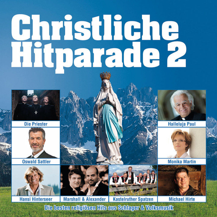 Christliche Hitparade 2