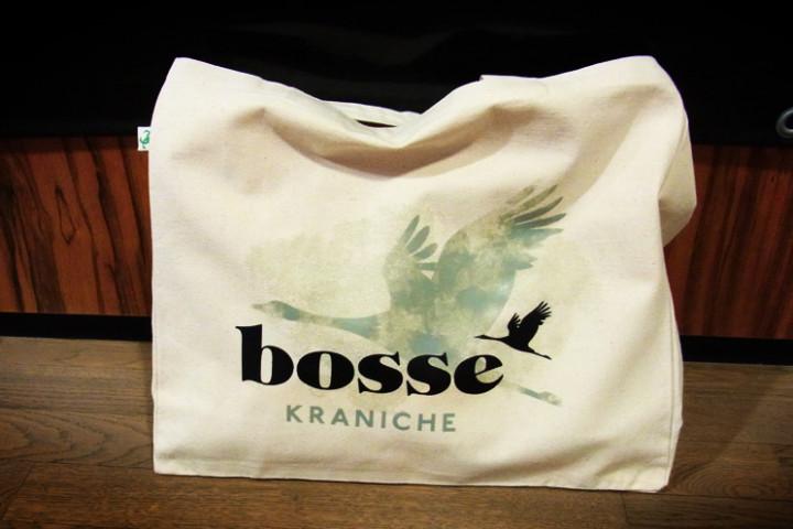 """Bosse Tasche """"Kraniche"""""""