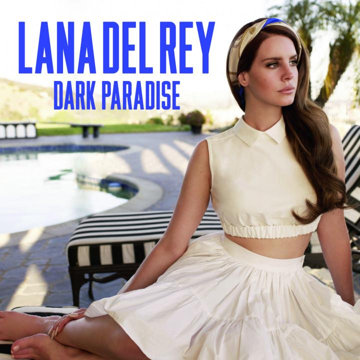 Lana Del Rey Dark Paradise Cover