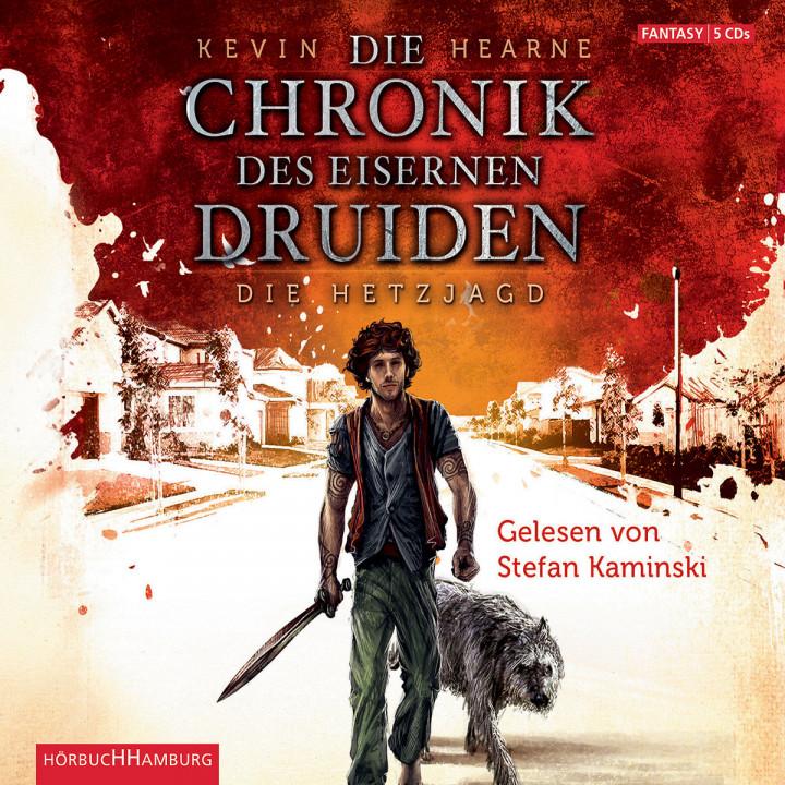 K.Hearne: Die Chronik des Eisernen Druiden (Bd.1): Kaminski,Stefan