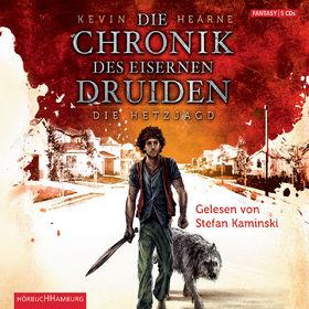 Kevin Hearne, Die Chronik des Eisernen Druiden (Band1), 09783899038606