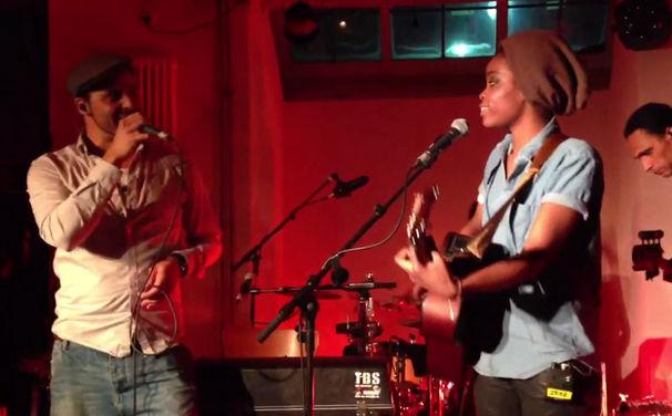 Irma, Irma und Mic Donet live: Seht hier ihr Duett I Know