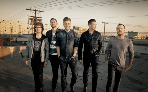 OneRepublic, Gewinnt 6x2 Konzerttickets für OneRepublic