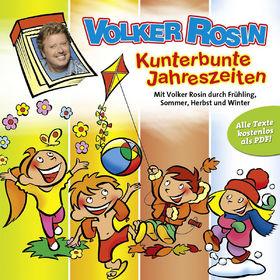 Volker Rosin, Kunterbunte Jahreszeiten, 00602537320745