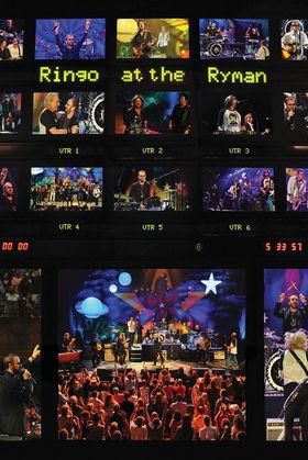 Ringo Starr, Ringo At The Ryman, 00602537317639