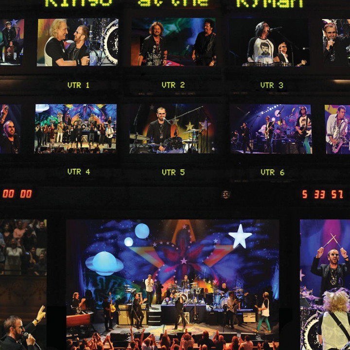 Ringo At The Ryman: Starr,Ringo and His All Starr Band 2012