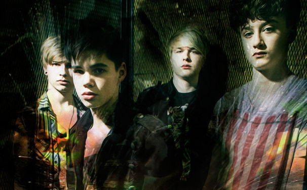 Neon Dogs, Neon Dogs als Vorband bei Justin Bieber Tour 2013 bestätigt!