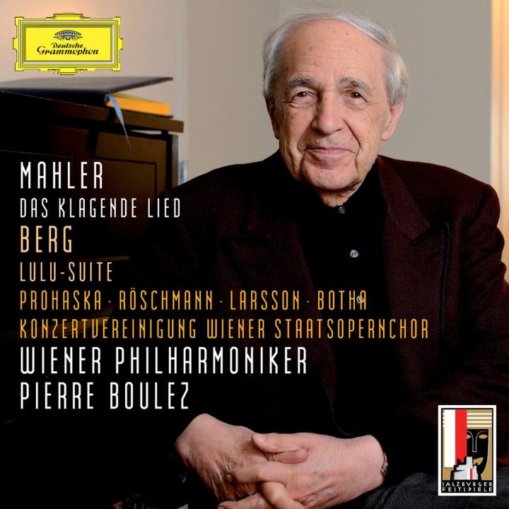 Mahler: Das klagende Lied / Berg: Lulu-Suite