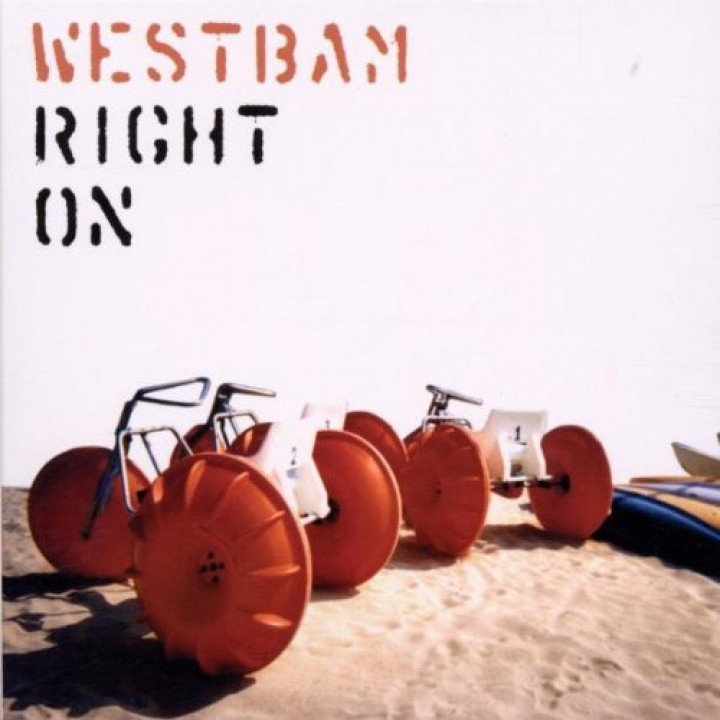 Westbam Right On Cover