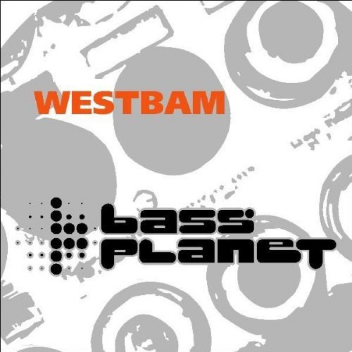 Westbam Bass Planet Cover
