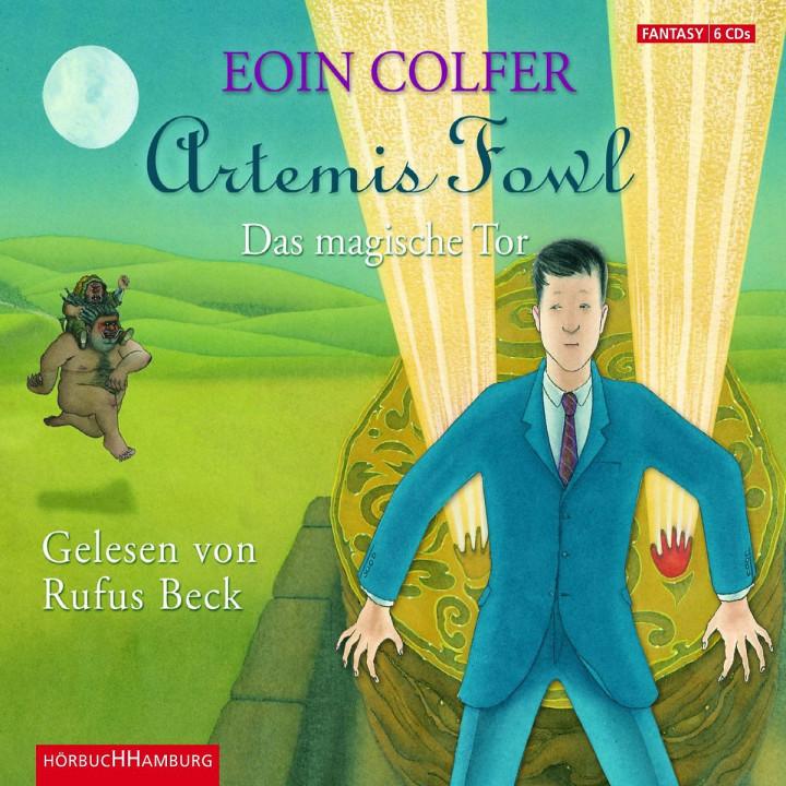 Eoin Colfer: Artemis Fowl - Das magische Tor: Beck,Rufus