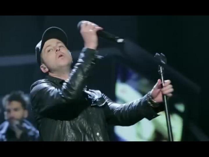 OneRepublic Superbowl Behind The Scenes