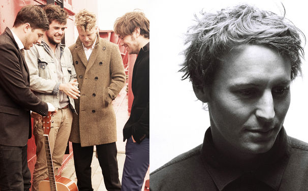 Mumford & Sons, Brit Awards Gewinner: Ben Howard & Mumford & Sons