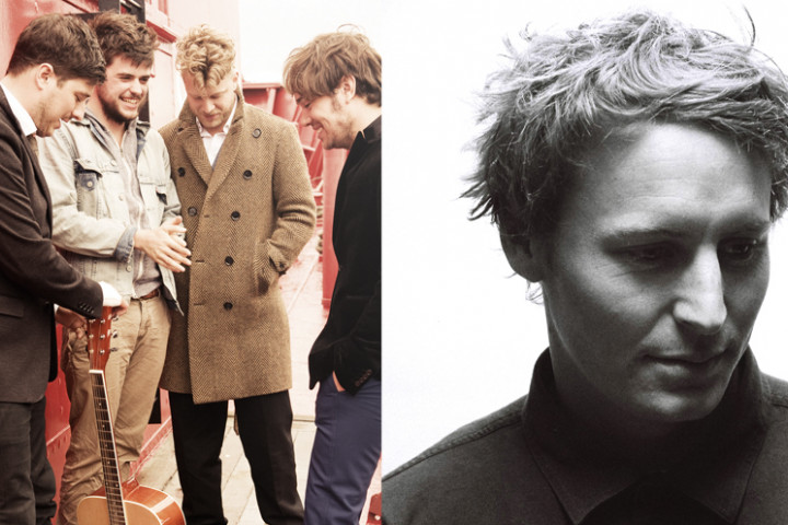 Ben Howard Mumford & Sons Brit Awards 2013