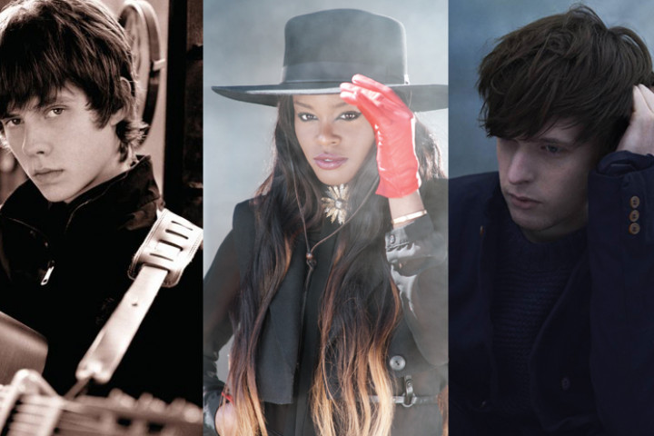 Jake Bugg, James Blake, Azealia Banks, Festival Sommer 2013