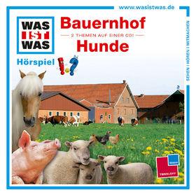 Was ist Was, 15: Bauernhof / Hunde, 09783788629977