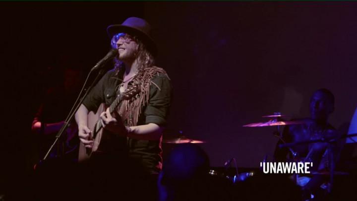 Allen Stone - Unaware (live)
