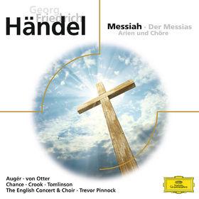 Händel: Der Messias - Arien und Chöre, 00028948073214